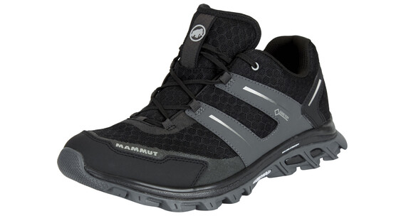 Mammut MTR 71 Trail Low GTX Shoes Men black-graphite